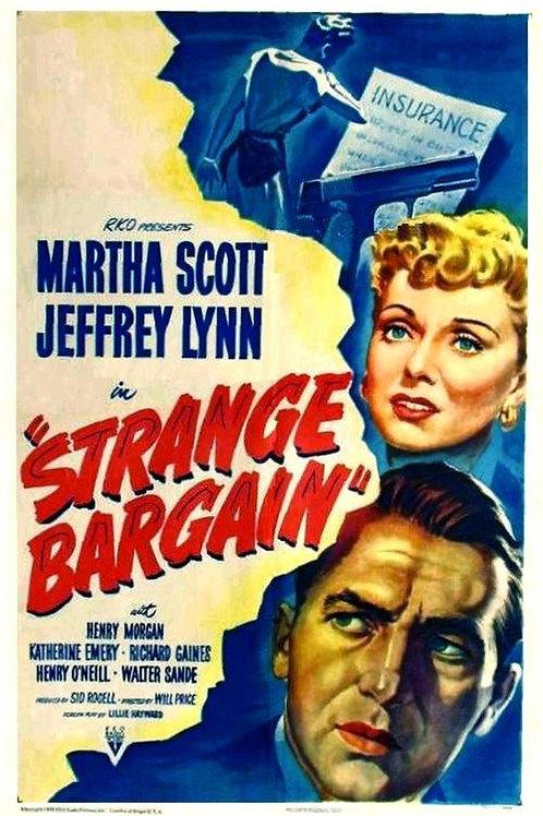 COMPROMISSO DE HONRA (Strange Bargain, 1949)