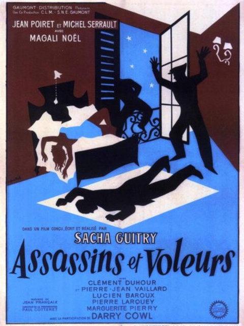 AMANTES E LADRÕES (Assassins et Voleurs, 1956)
