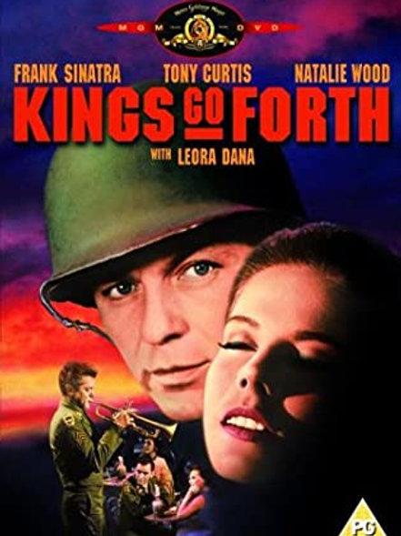 SÓ FICOU A SAUDADE (Kings Go Forth, 1958)