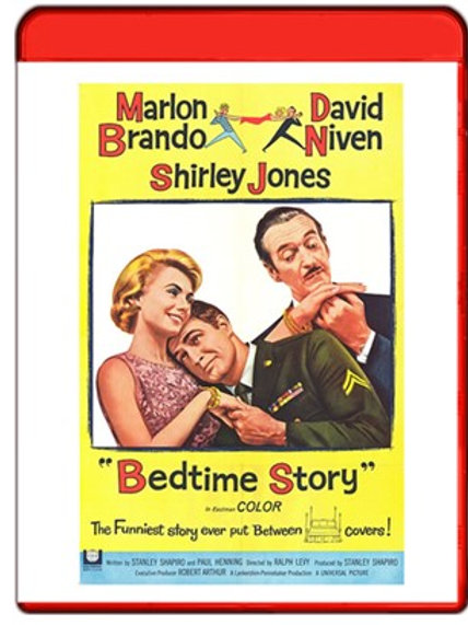 Dois Farristas Irresistíveis (Bedtime Story, 1964)