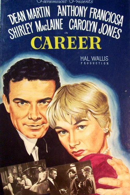 CALVÁRIO DA GLÓRIA (Career, 1959)