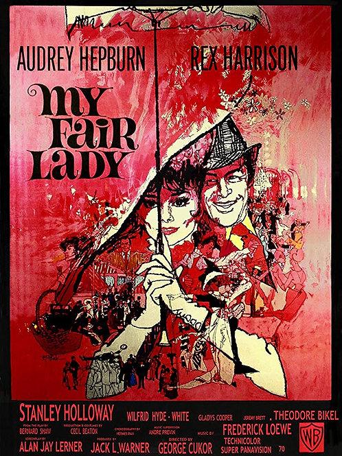 MINHA QUERIDA DAMA (My Fair Lady, 1964)
