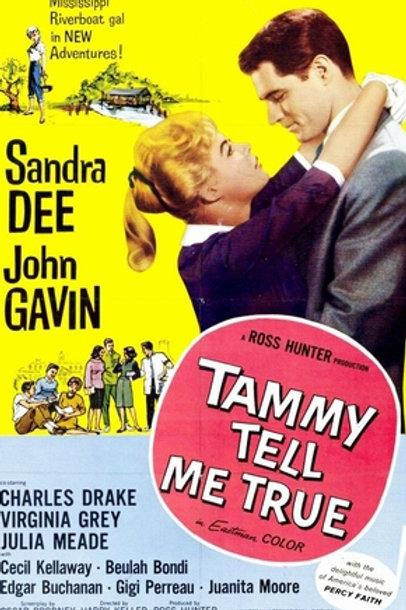 Com Amor no Coração ( Tammy Tell Me True), 1961- Legendado