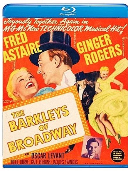 CIÚME, SINAL DE AMOR (The Barkleys of Broadway, 1949)