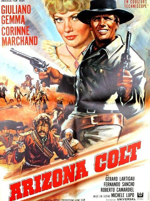 ARIZONA COLT (The Man From Nowhere, 1966)