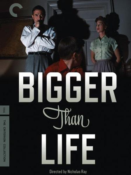 DELÍRIO DE LOUCURA (Bigger Than Life, 1956)