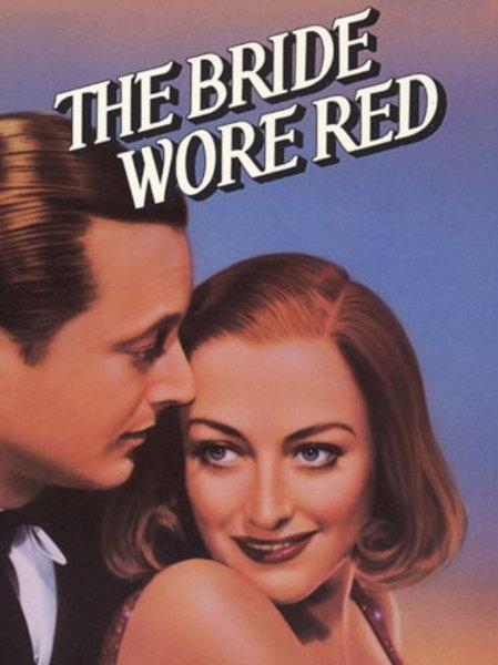 FELICIDADE DE MENTIRA (The Bride Wore Red, 1937)