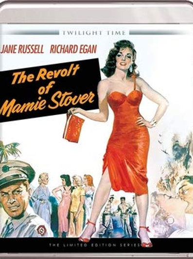 A DESCARADA (The Revolt of Mamie Stover, 1956)
