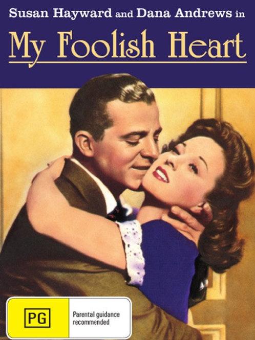 MEU MAIOR AMOR (My Foolish Love, 1949)