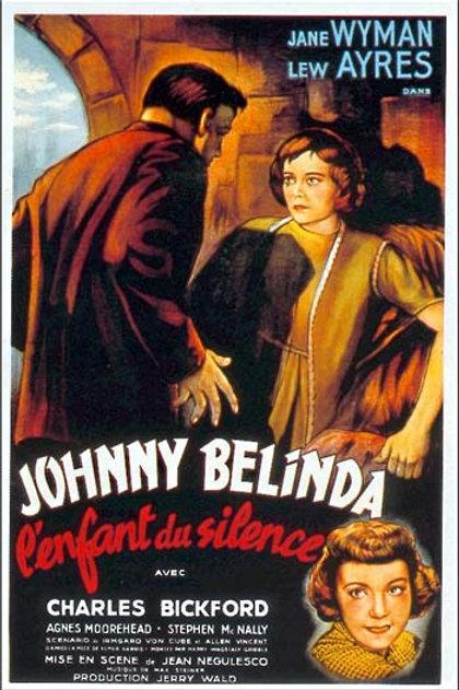 BELINDA (Joyhnny Belinda.1948) - Legendado