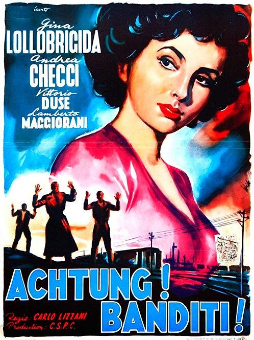 A REBELDE (Achtung! Banditi!, 1951)