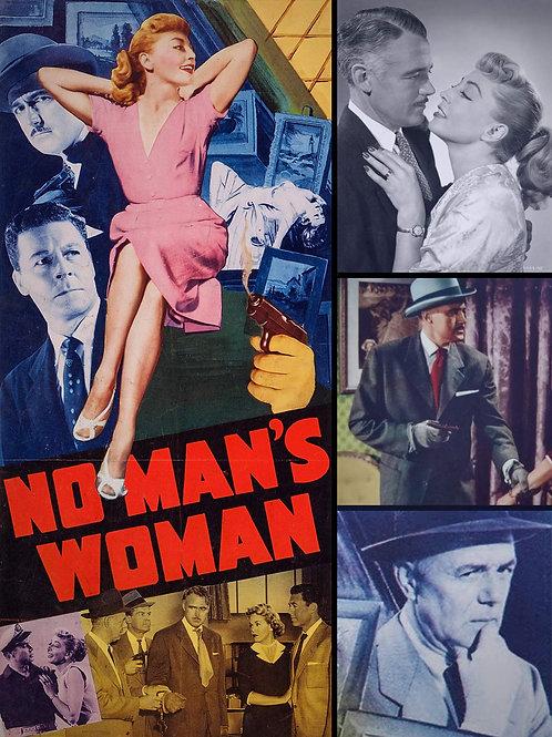 MULHER SEM ALMA (No Man's Woman, 1955)