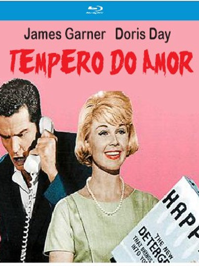 O TEMPERO DO AMOR (The Thrill of it All, 1963) Bluray