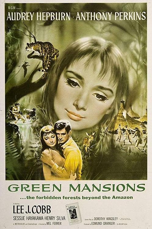 A FLOR QUE NÃO MORREU (Green Mansions, 1959)