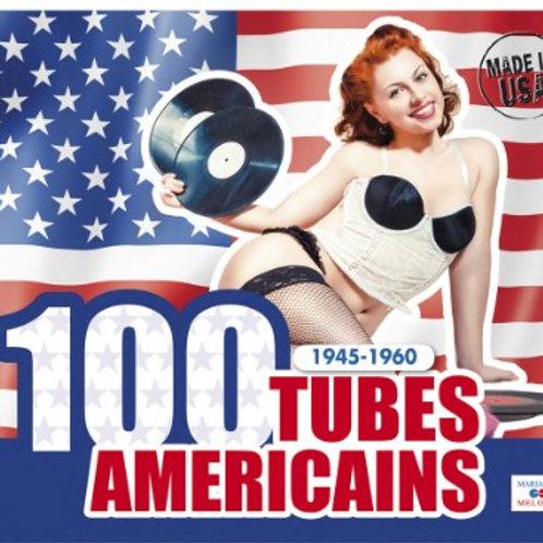100 AMERICAINS TUBES-1945/1960 -Volume 4 (cd de música)