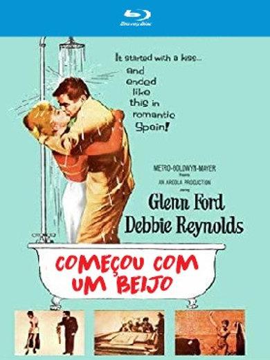COMEÇOU COM UM BEIJO (It Started With A Kiss, 1959)