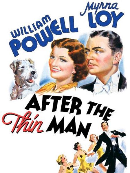 A COMÉDIA DOS ACUSADOS (After The Thin Man,1936)