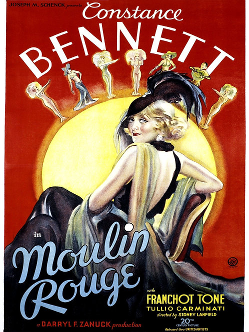 MOULIN ROUGE (Idem, 1934)
