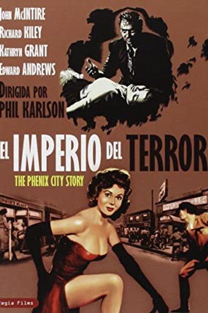 CIDADE DO VÍCIO (The Phoenix City Story, 1955)