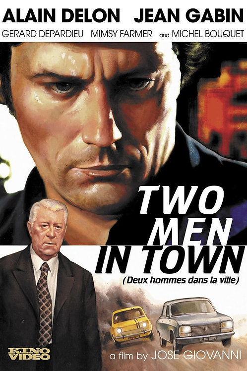 DOIS HOMENS CONTRA UMA CIDADE (Deux Hommes Dans La Ville, 1973)