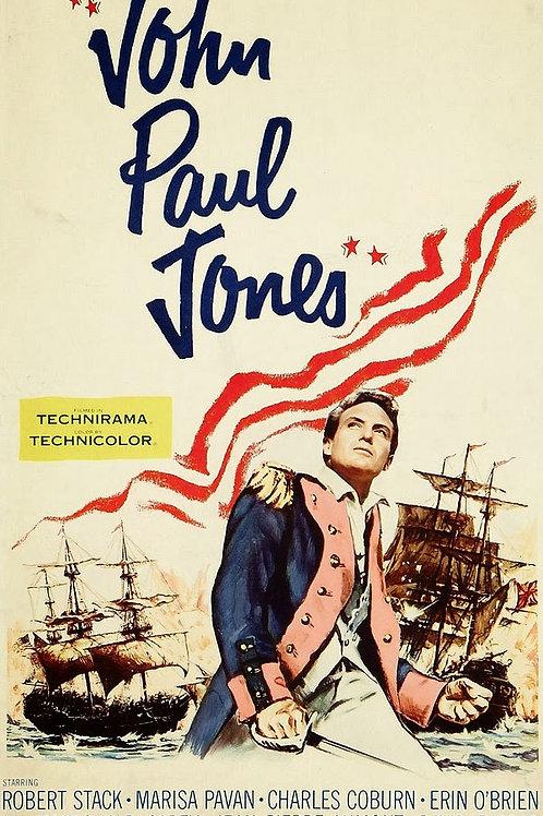 AINDA NÃO COMECEI A LUTAR (John Paul Jones, 1959) - Épico legendado