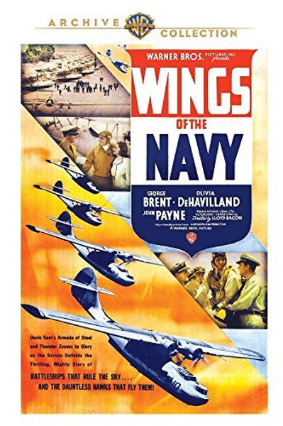 ASAS DA ESQUADRA (Wings of The Navy, 1939)