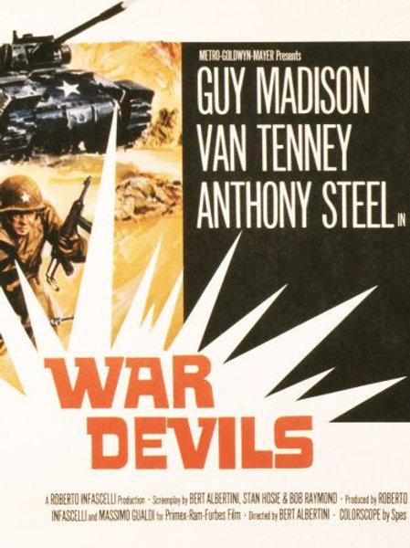 A GUERRA DOS DEMÔNIOS (War Devils, 1969)