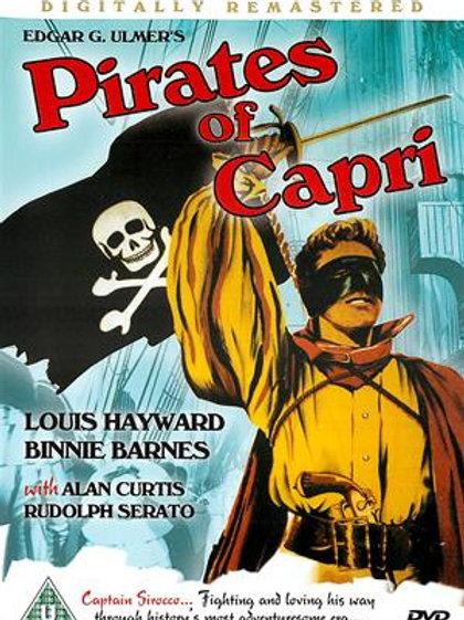OS PIRATAS DE CAPRI (I Pirati di Capri, 1949)