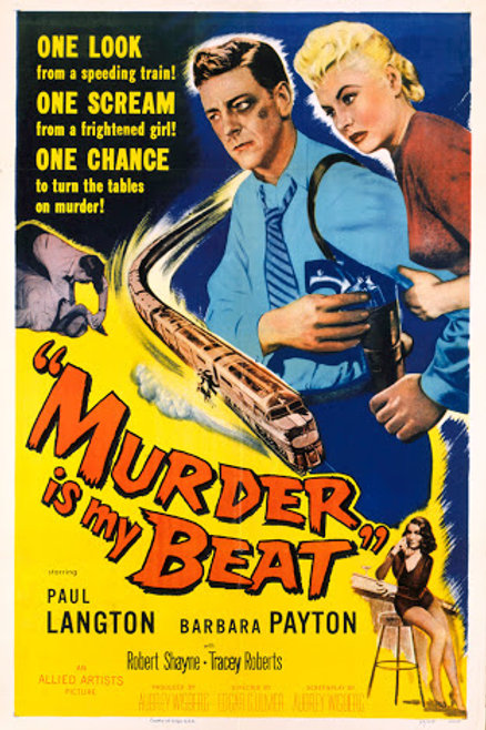 O  MORTO DESAPARECIDO (Murder Is My Beat, 1955)