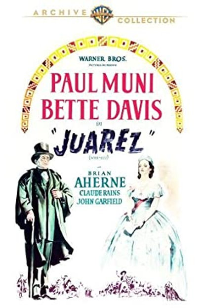 JUAREZ (Idem, 1939)