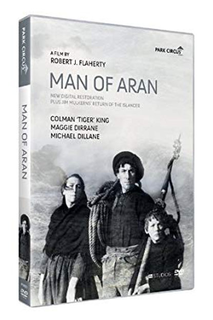 PESCADORES DE ARAN (Man of Aran, 1934)