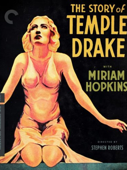 LEVADA À FORÇA (The Story Of Temple Drake, 1933)