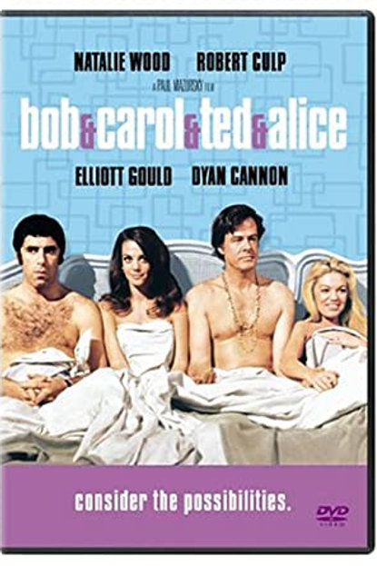 BOB, CAROL, TED E ALICE (Bob & Carol, Ted & Alice, 1969)