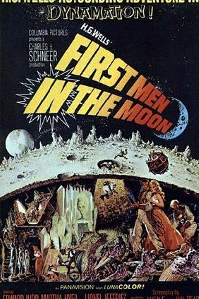 OS PRIMEIROS HOMENS NA LUA (First Men In The Moon, 1964) DVD Lengendado