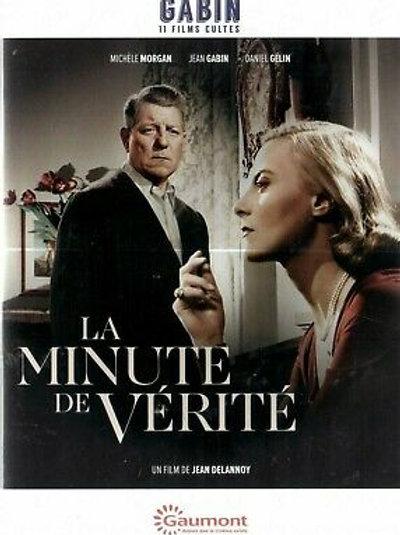 AMAR-TE É MEU DESTINO (La Minute de Verité, 1952)