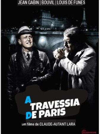 A TRAVESSIA DE PARIS (La Traversée de Paris, 1956)