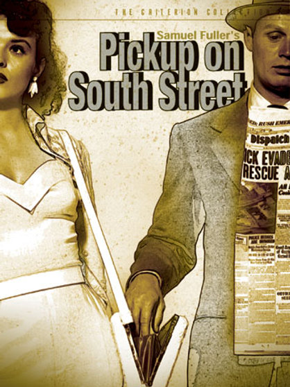 ANJO DO MAL (Pickup On The South Street, 1953) - Legendado