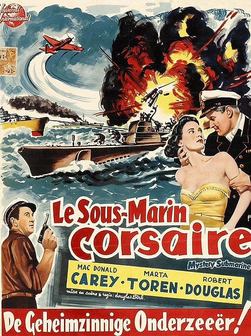 FANTASMA DO MAR (Mystery Submarine, 1950)