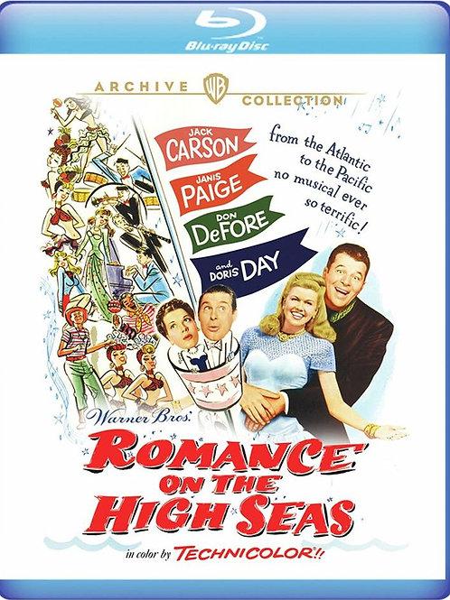 ROMANCE EM ALTO-MAR (Romance On The High Seas, 1948)