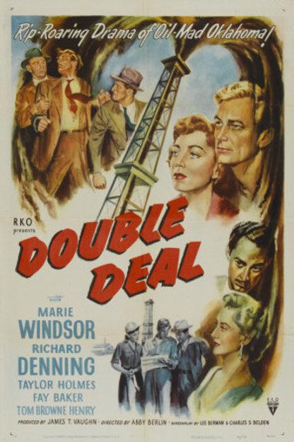 FÚRIA PERVERSA (Double Deal, 1950)