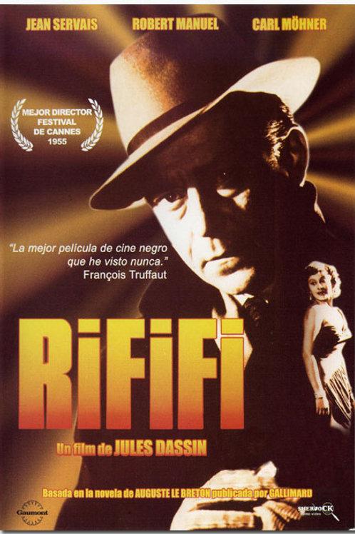 RIFIFI (Du Rififi Chez Les Hommes, 1954)