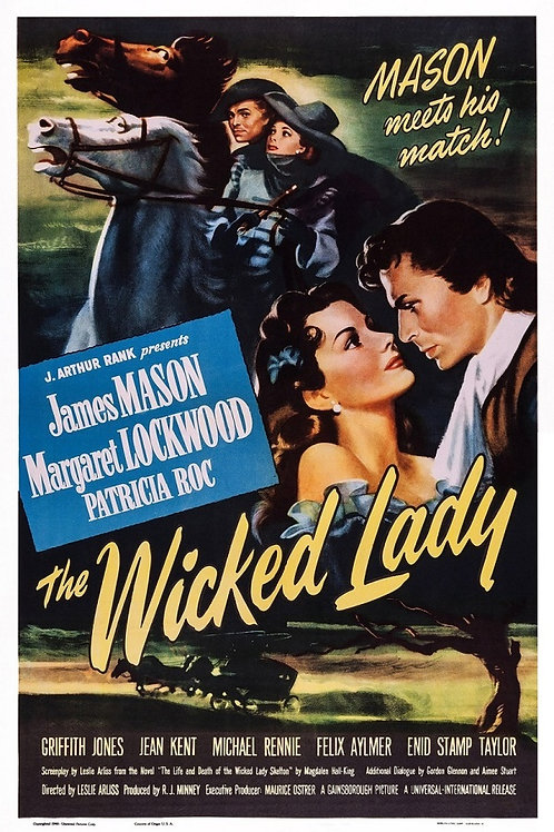 MALVADA (The Wicked Lady. 1945)