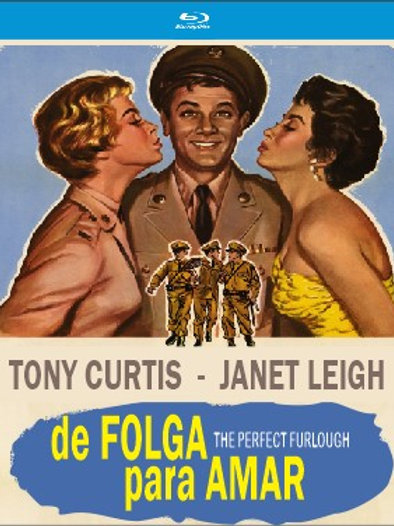 DE FOLGA PARA AMAR (The Perfect Furlough, 1958)