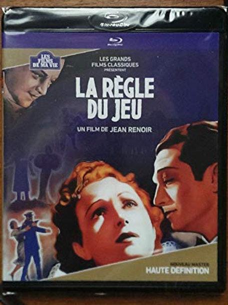 A REGRA DO JOGO (La Regle du Jeu, 1939)