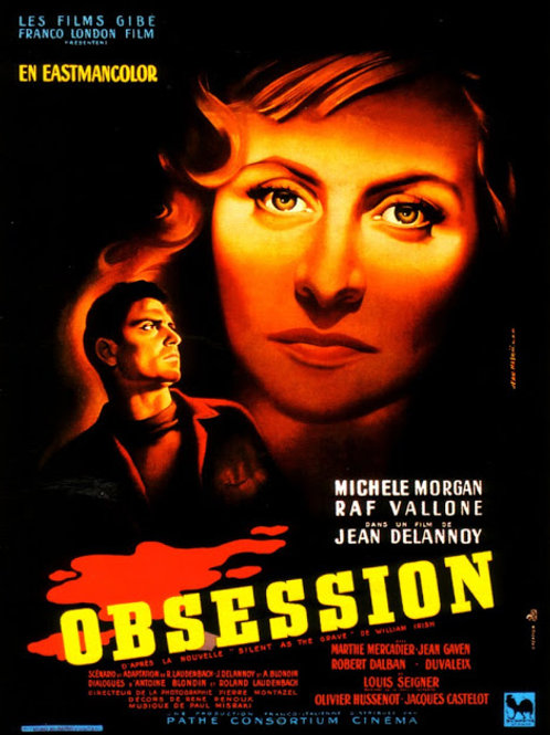 FALSA OBSESSÃO (Obsession, 1954)