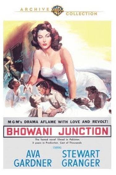 A ENCRUZILHADA DOS DESTINOS (Bhowani Junction, 1956)