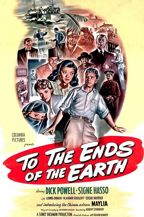 ATÉ OS CONFINS DA TERRA (To The Ends of the Earth, 1948)