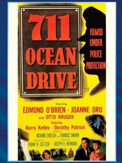 SINDICATO DO CRIME (711 Ocean Drive, 1950)