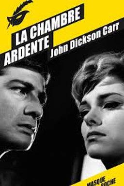 CÂMERA ARDENTE (La Chambre Ardente, 1962)