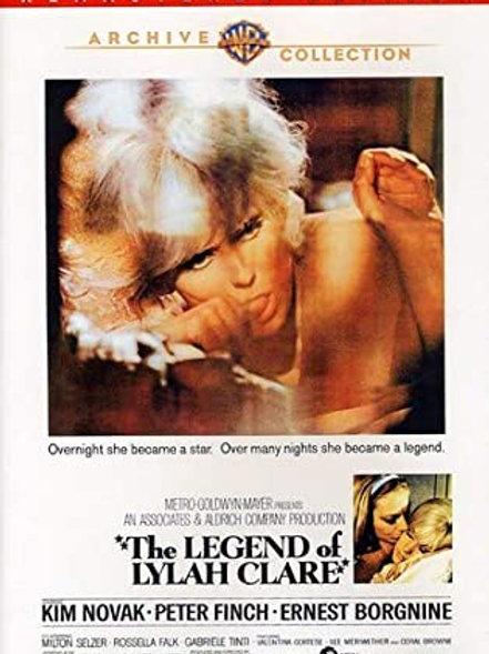 A LENDA DE LYLAH CLARE (The Legend Of Lylah Clare, 1968)